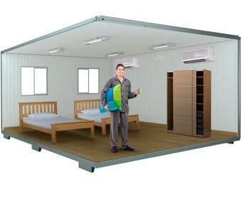 Container Habitável Alojamento