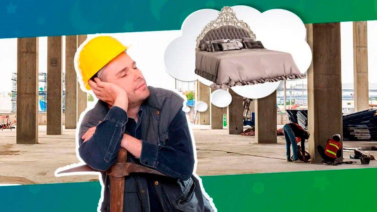 Alojamento para canteiro de obras: monte o seu com muito mais conforto